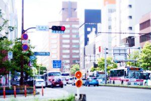 福岡市天神の画像